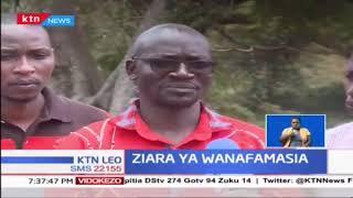 Chama cha Wanafamasia nchini kilikamilisha ziara yake huko Kakamega
