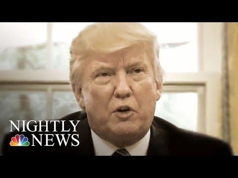 President Donald Trump Admits He Did Not Record James Comey Conversations | NBC Nightly News