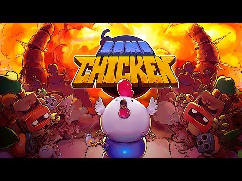 Bomb Chicken - Launch Trailer thumbnail