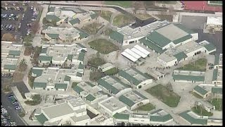 Moorpark High in Ventura County on lock down after threat