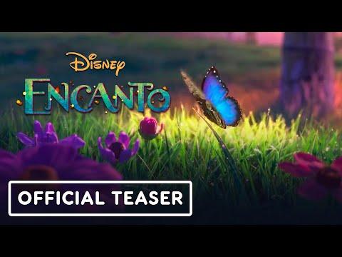 Encanto (2021) Announcement Trailer