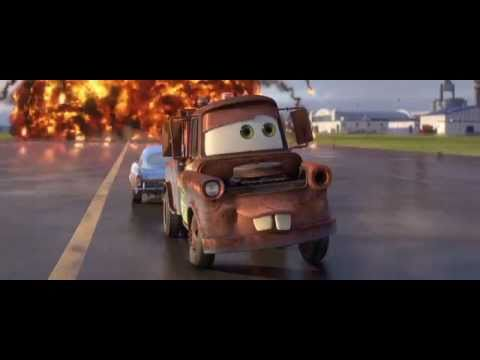 CARS 2 - First Class With Siddeley - Disney Pixar - Available On Digital HD, Blu-ray And DVD Now