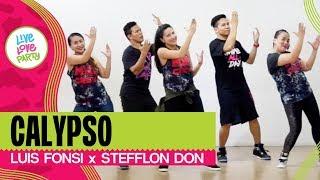 Calypso by Luis Fonsi, Stefflon Don   Live Love Party   Zumba   Dance Fitness