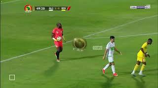 مباراة الجزائر و البنين