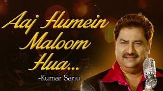 90's Love Song | Aaj Hamein Maloom Hua | Aa Gale Lag Jaa