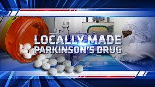 San Diego drug maker produces first FDA approved Parkinson's drug