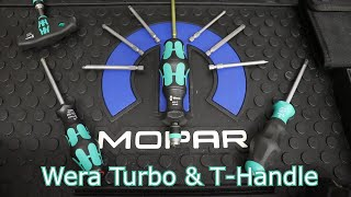 KC Tool Haul Turbo Edition! Wera Kraftform Turbo and Rapidaptor T-Handle