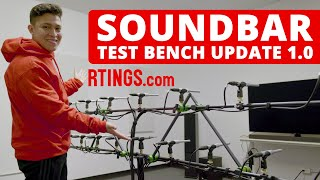 Video: Soundbar Test Bench Update 1.0 RTINGS.com – Measuring Latency
