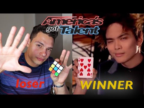 America's Got Talent Loser Reacts to AGT Magician Winner Shin Lim || Steven Brundage