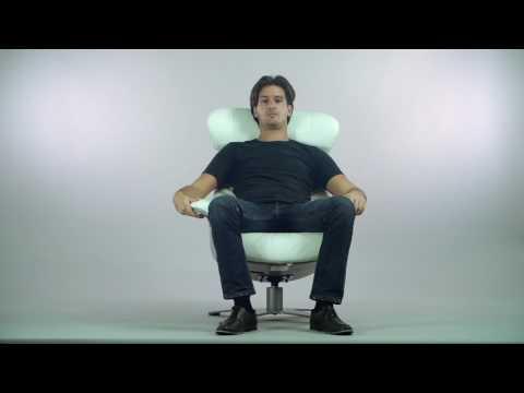 Rowen Modern Lounge Chair