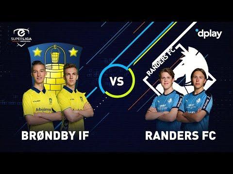 Randers FC vs. Brøndby IF