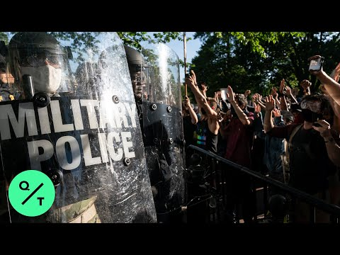 The Boiling Frog of U.S. Police Militarization