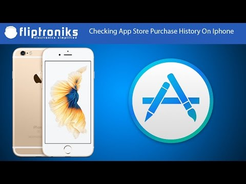 Checking App Store Purchase History On Iphone - Fliptroniks.com