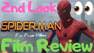 Spiderman 2 - Film Review (2nd Look) & Disney v Sony Chat