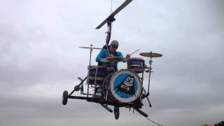 Ricky's DrumCopter