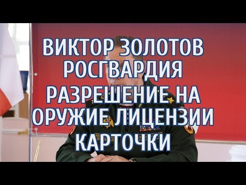 🔴 В России изменят правила выдачи лицензий на оружие