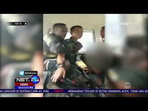 Aksi Heroik Penyelamatan Bayi Korban Banjir Bandang di Jayapura NET24