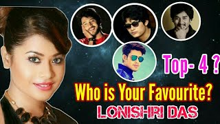 Who is Your favourite Co-star? Top -4 ? Assamese Actress Lonishri Das.