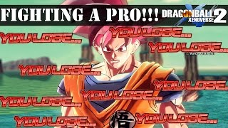 Fighting Against the BEST Xenoverse 2 Player of All Time | Insane Dragon Ball Xenoverse 2 Fights
