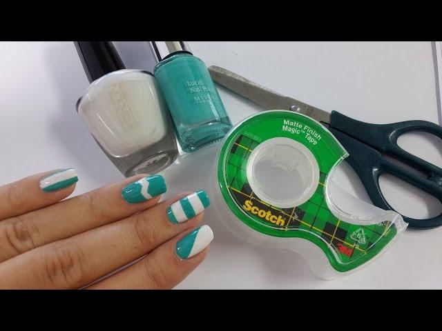 Diseños De Uñas Fáciles Para uñas decoradas para 2018 diseños de ...