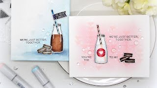 Simple Valentines ft. MILK & COOKIES w/Kelly