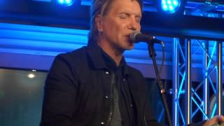 "Goo Goo Dolls - ""The Pin"" - Fresh 102.7 Up Close & Personal - NYC 5-4-16"