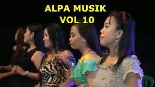 Alpa Musik Vol 10 Full Album Special Lebaran Dan Ultah Ke 1  Orgen Lampung  New  2018 Oksastudio