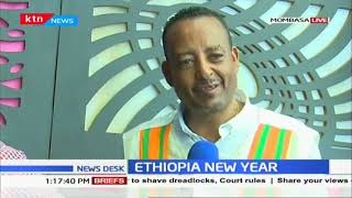 Ethiopians celebrate their new year