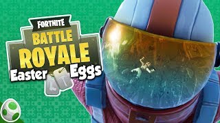 Hmm... Bear-y Interesting - Easter Eggs in Fortnite: Battle Royale - DPadGamer - dooclip.me