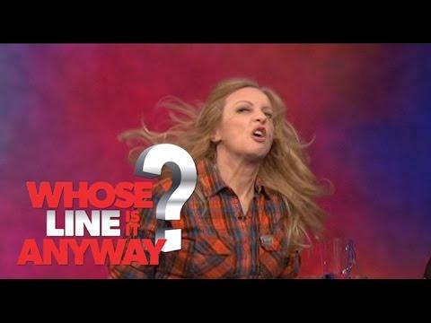 Náhradní hlas: Vymítání ďábla - Whose Line Is It Anyway?
