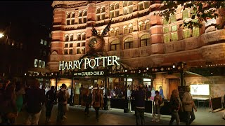 The Palace Theatre - Harry Potter and the Cursed Child