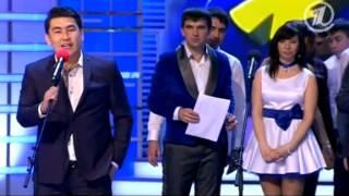 КВН 2013 Высшая лига первая 1/8 - Триатлон
