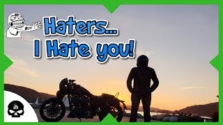 Haters I Hate You! ;-)