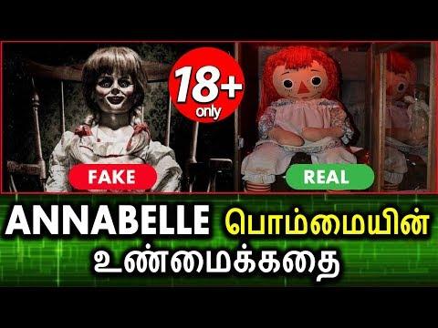 ANNABELLE  பொம்மையின்  உண்மைக்கதை | Annabelle Movie Real story Bigg Boss Tamil Promo