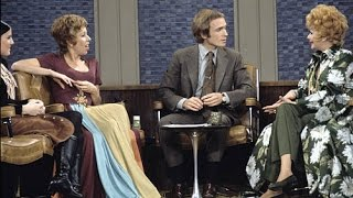 "HD Lucille Ball, Carol Burnett & Lucie Arnaz 1971 Interview on ""The Dick Cavett Show"""