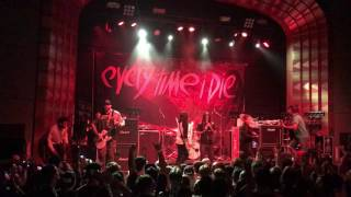 Every Time I Die - We'rewolf @ The Regent in Downtown Los Angeles California 10/12/2016