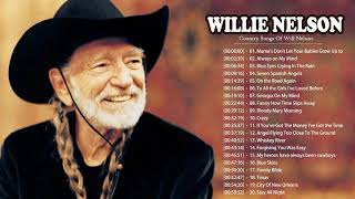 Willie Nelson Greatest Hits – Best Songs Of Willie Nelson – Willie Nelson Country Music Album 2020