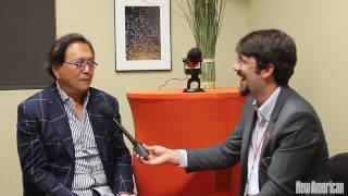 "Robert Kiyosaki of Rich Dad: ""We're Being Lied to and Ripped Off"""