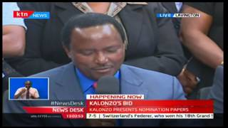 Kalonzo Musyoka insists he is still in NASA and hopes to be its flagbearer