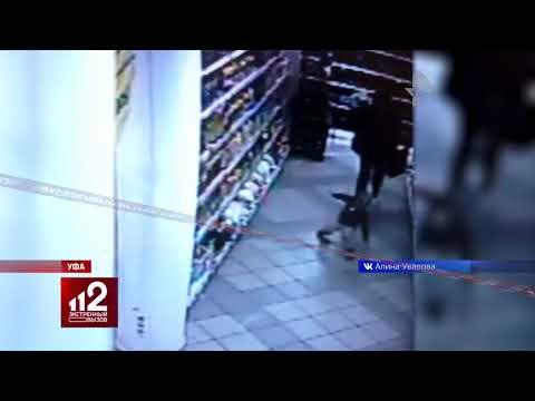 Мать запинала ребенка в магазине! Видео!