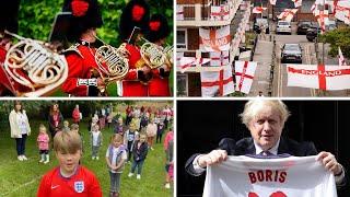 video: Ian Wright says Denmark 'frighten' him as England prepare for semi-final