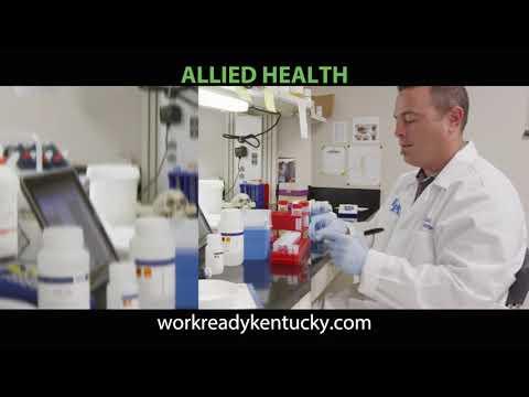 Allied Health for Work Ready Kentucky Scholarship