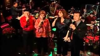 Manhattan Transfer Christmas   The Christmas Song