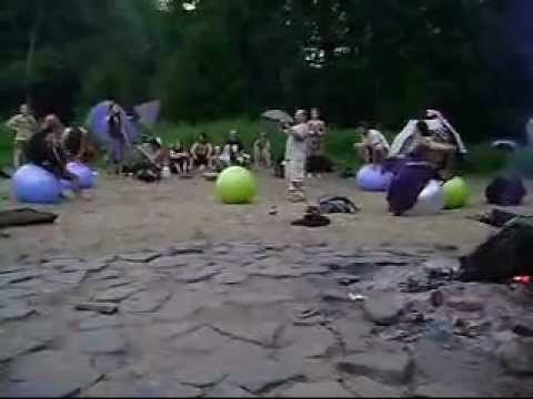 Rainbow gathering, Fantuzzi's rainbow song, nationals 2010