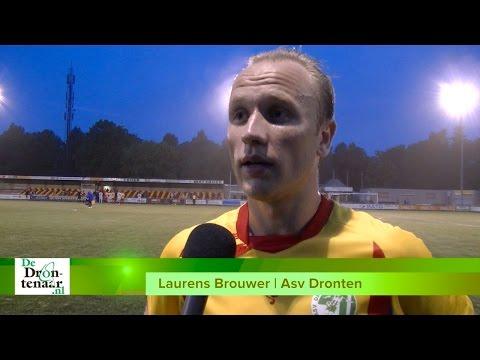 VIDEO | Laurens Brouwer mist tegen Go Ahead K. nog automatismes bij Asv Dronten