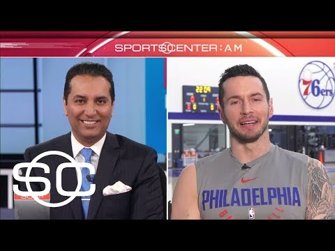 JJ Redick says he 'joined the process' at the right time | SportsCenter | ESPN