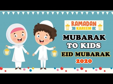Ramadan Mubarak To Kids # Eid Mubarak 2020 #Knowledge about Ramadan Festival