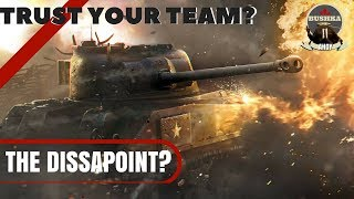 Chieftain Mk6 GAMEPLAY How to Win Right World of Tanks Blitz reviews