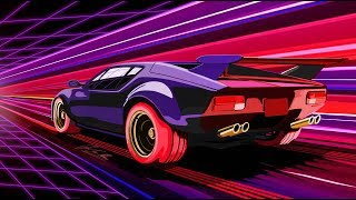 'Nightdrive' 🏁 Synthwave/OutRun Classics Mix