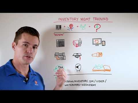 Inventory Management Training - YouTube